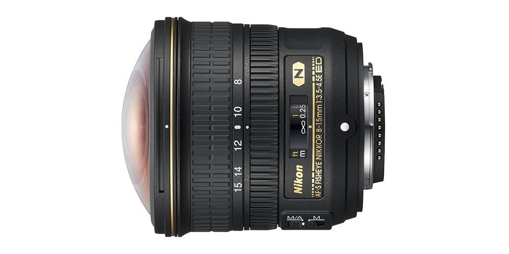 Nikon AF-S FISHEYE NIKKOR 8-15mm f/3.5-4.5E ED Image 2