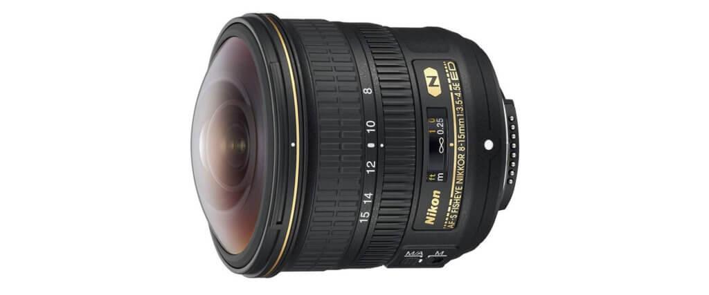 Nikon AF-S FISHEYE NIKKOR 8-15mm f/3.5-4.5E ED Image 3