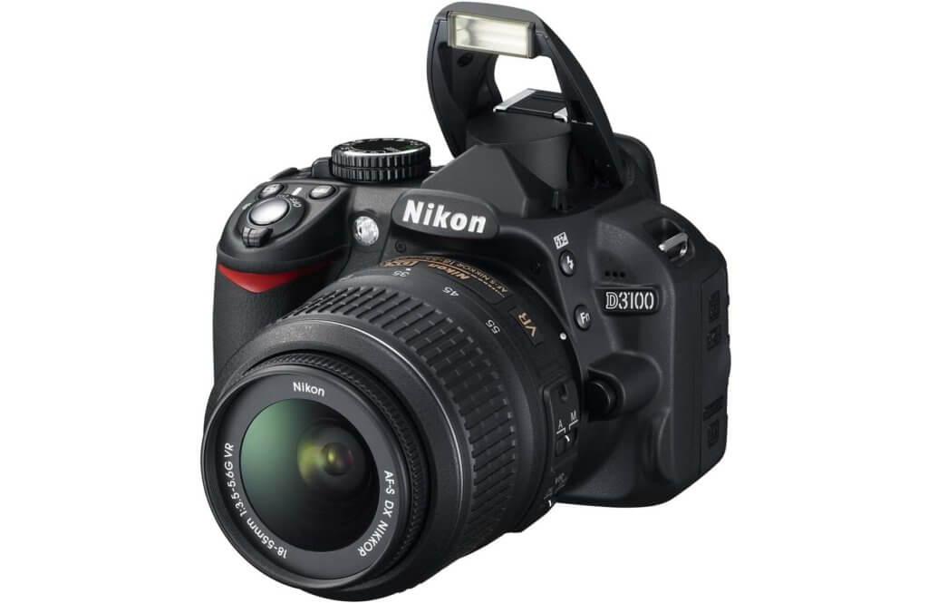 Nikon D3100 Image-1
