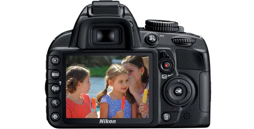 Nikon D3100 Image-2