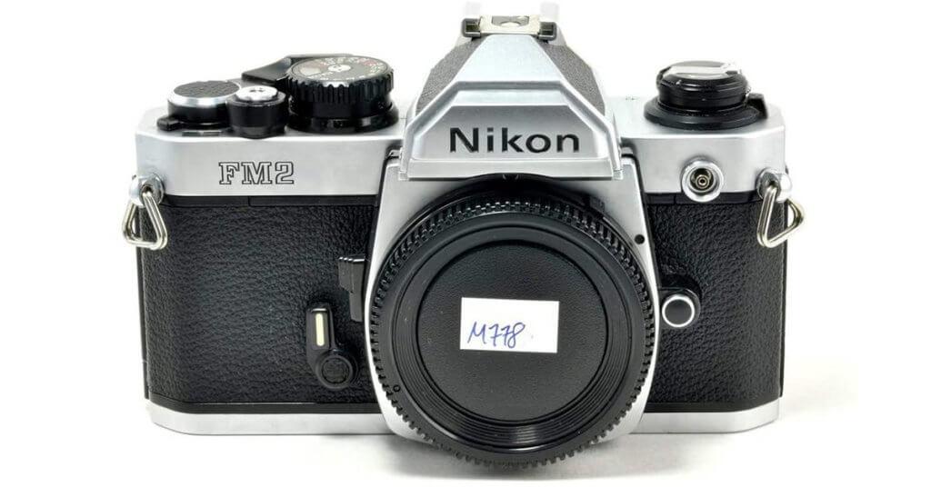 Nikon FM2 Image