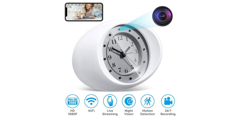 Omples Camera Clock