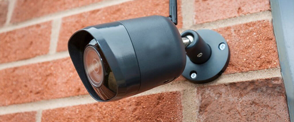 Outdoor WiFi Home Security Cameras Image