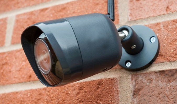Outdoor WiFi Home Security Cameras Image