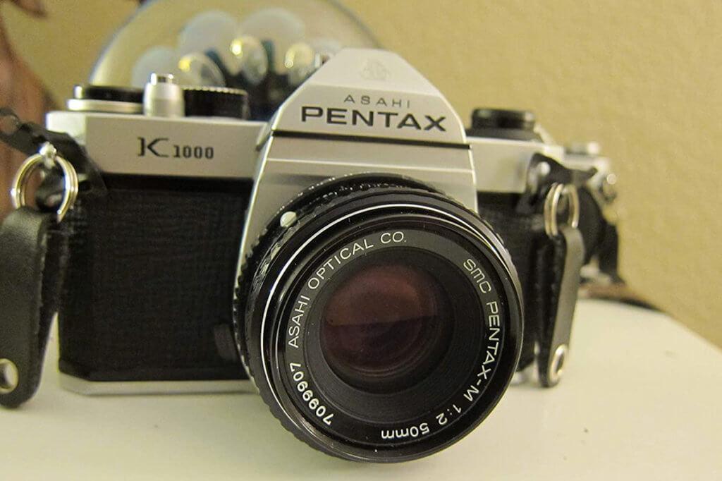 Pentax K1000 Image