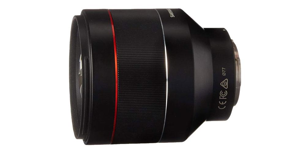 Samyang AF 85mm f/1.4 FE Image