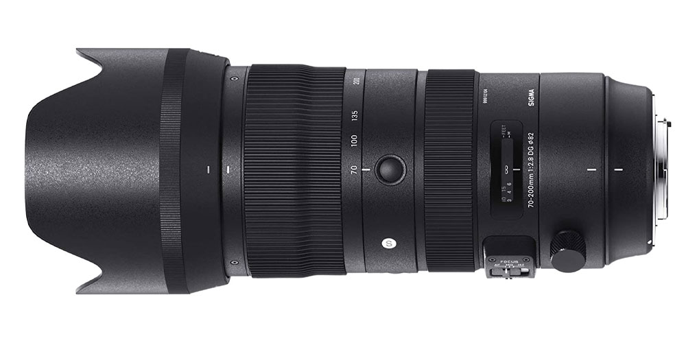 Sigma 70-200mm f/2.8 DG OS HSM Sports Image