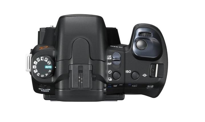 Sony a350 Image 4