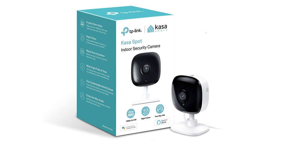TP Link Kasa Spot Indoor Camera-image