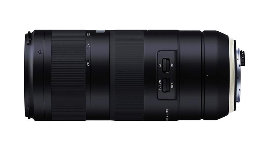 Tamron 70-210mm f/4 Di VC USD Image 1