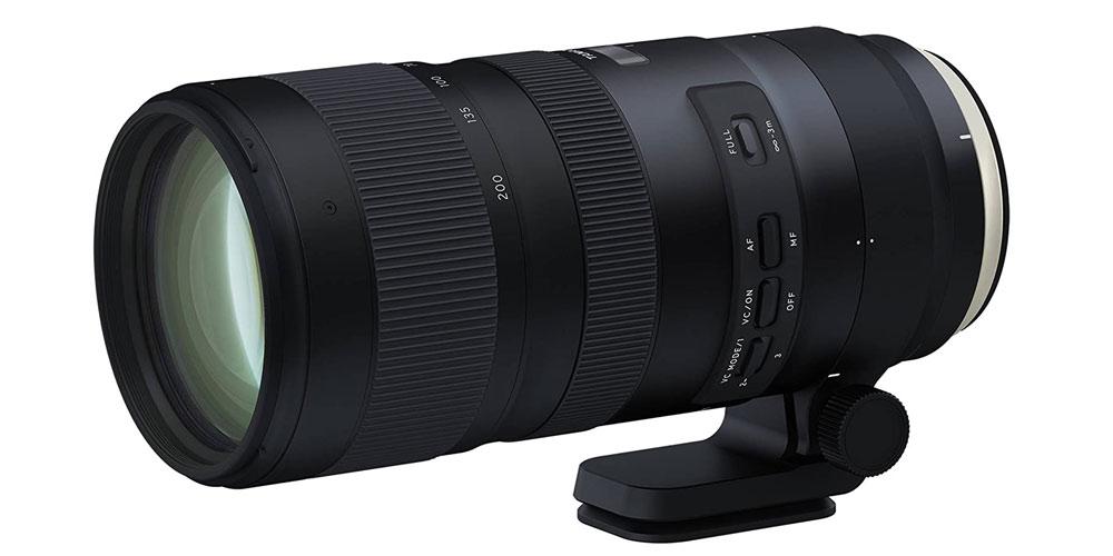 Tamron SP 70-200mm f/2.8 Di VC USD G2 Image
