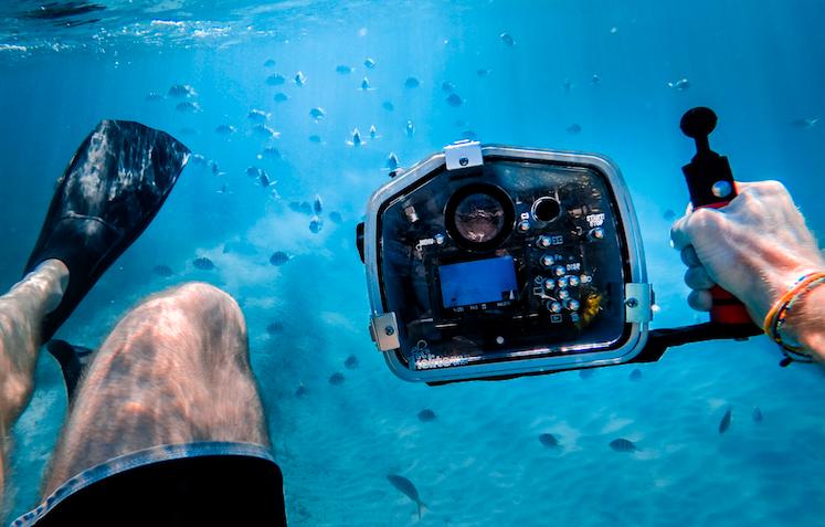 Best Underwater Cameras Image
