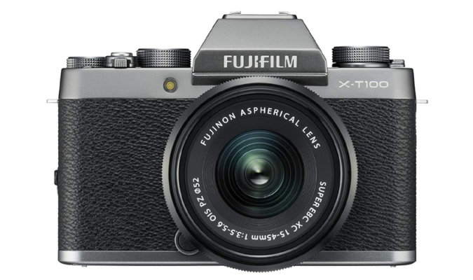 Fujifilm X-T100 Image 1