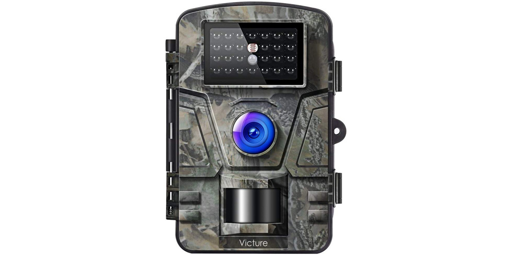 Victure Trail Game Camera Image