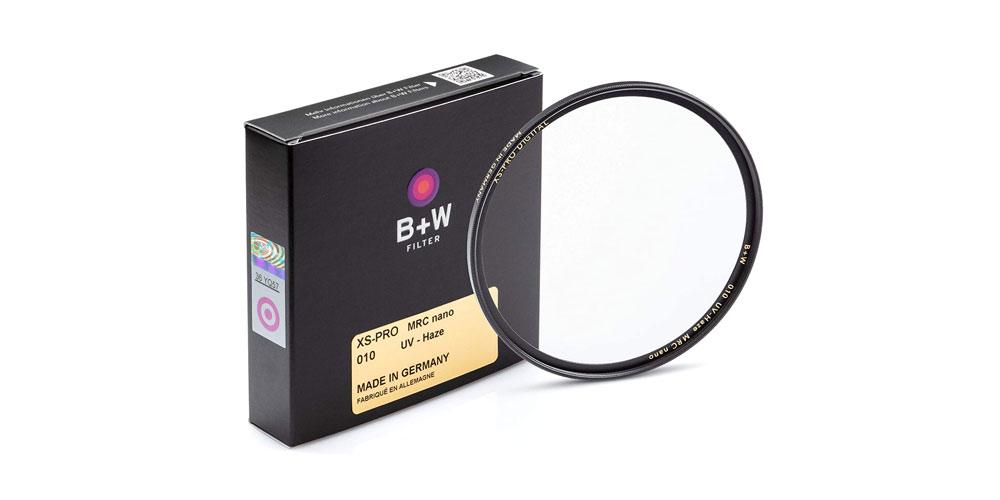 B+W 58mm UV Haze MRC 010M Image