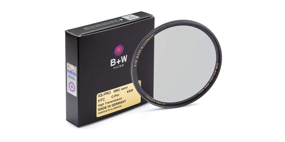 B+W XS-Pro Kaesemann HTC CPL MRC Nano Filter Image