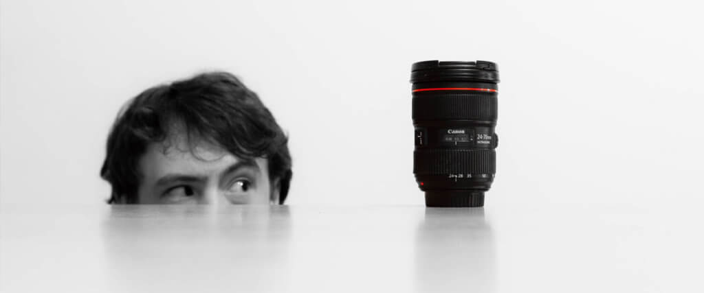Canon 24-70mm Lenses Image