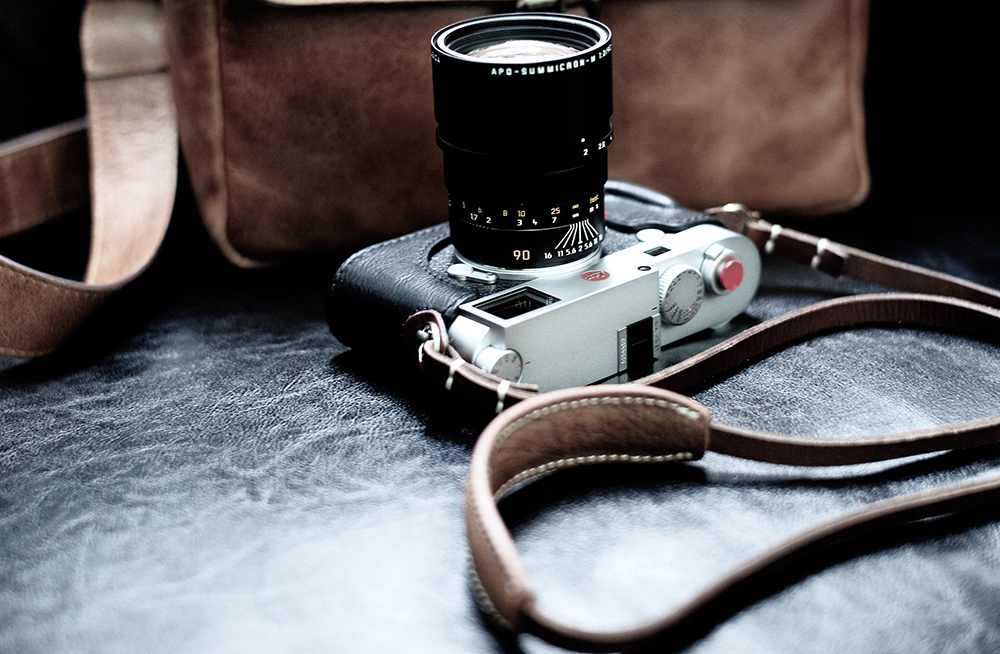 Best Leather Camera Straps Image