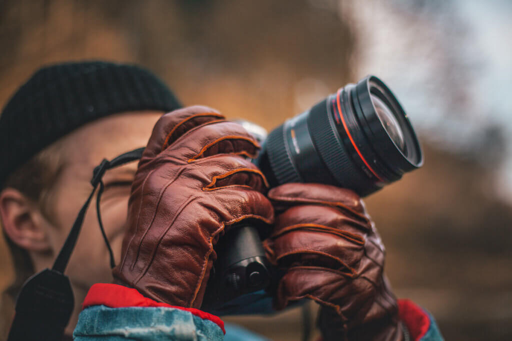 Photography Gloves Image
