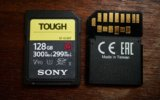 Best SDXC Cards Image