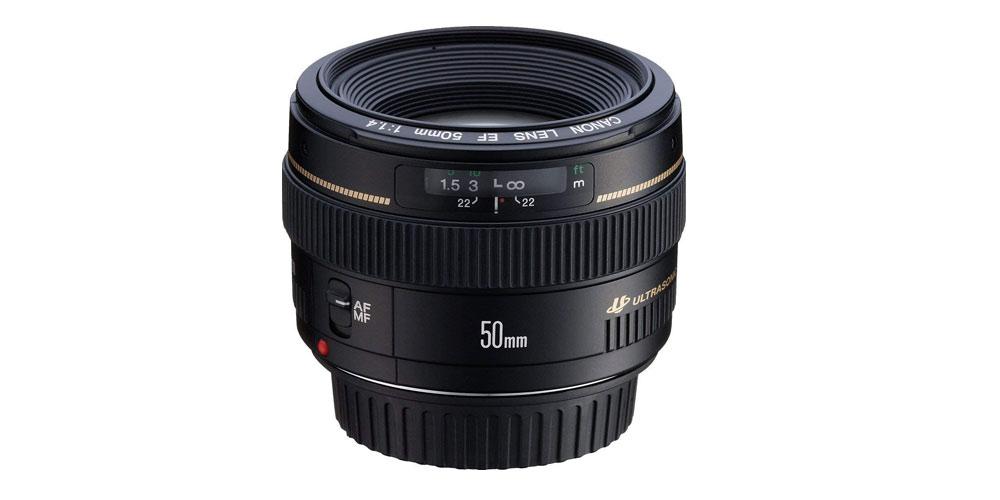 Canon 50mm f/1.4 USM Image