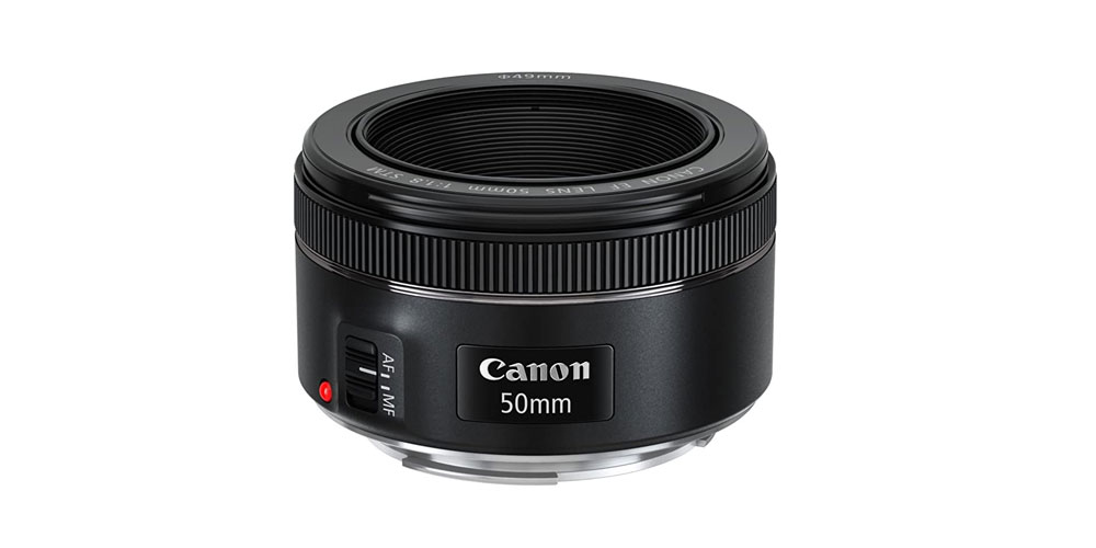 Canon 50mm f/1.8 STM Image