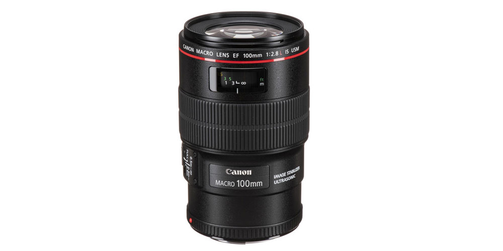 Canon EF 100mm f/2.8L Macro IS USM Image