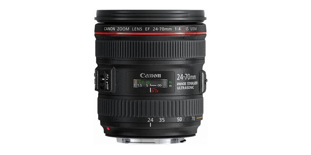 Canon EF 24-70mm f/4L IS USM Image