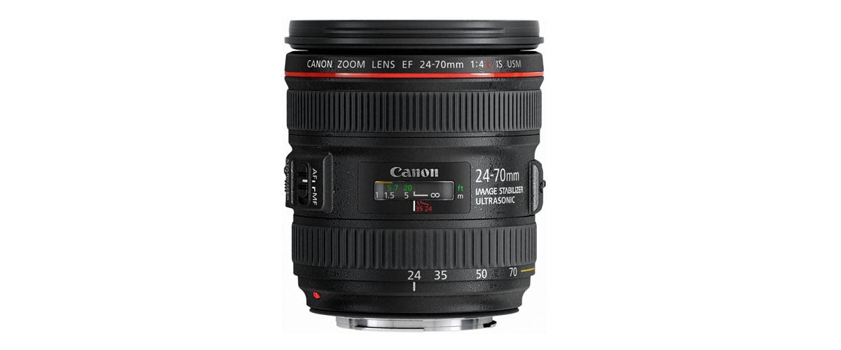 Used Canon 24-70mm f/2.8L USM EF Mount Lens | Park Cameras