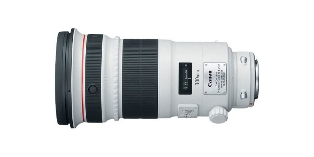 Canon EF 300mm f/2.8L IS II USM Image
