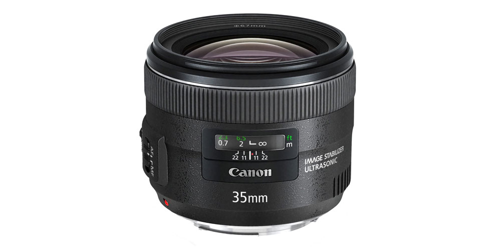 Canon EF 35mm f/2 IS USM Image