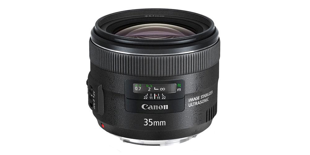 Canon EF 35mm f/2 IS USM Image