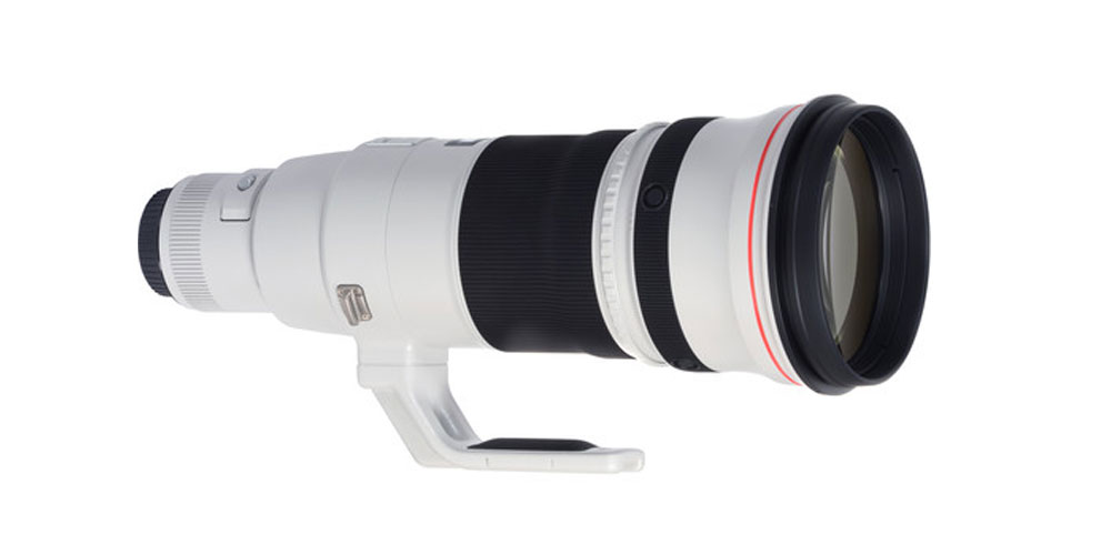Canon EF 500mm f/4L IS II USM Image