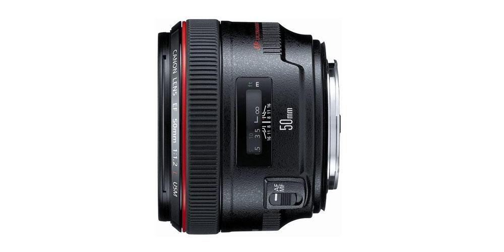 Canon EF 50mm f/1.2L USM Image