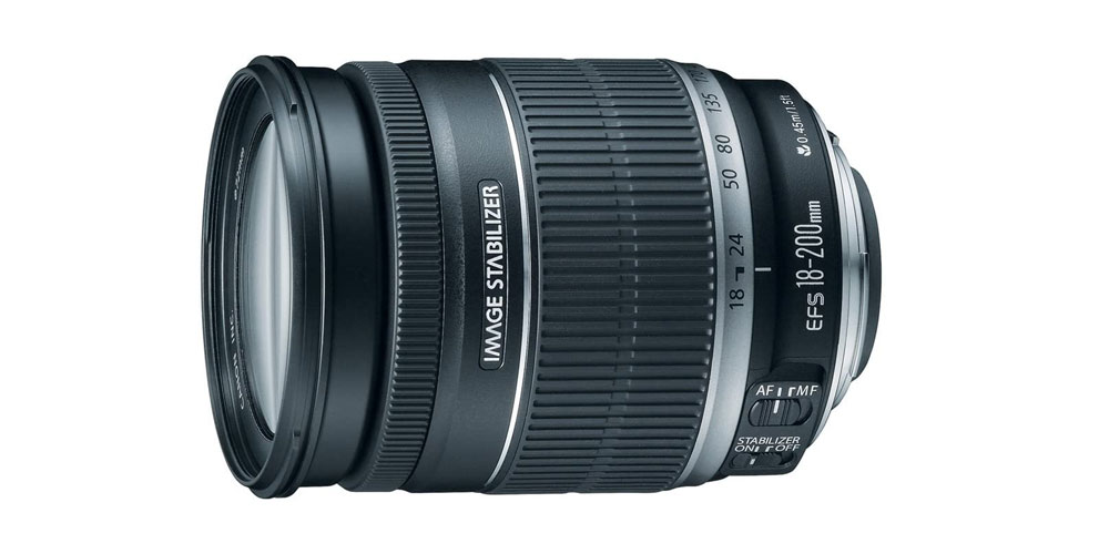 Canon EF-S 18-200mm f/3.5-5.6 IS Image