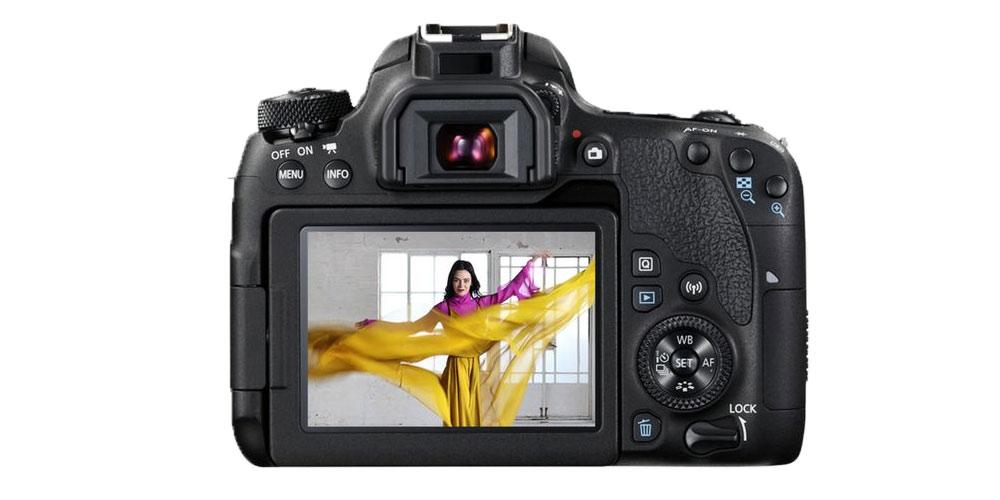 Canon EOS 77D Image 3