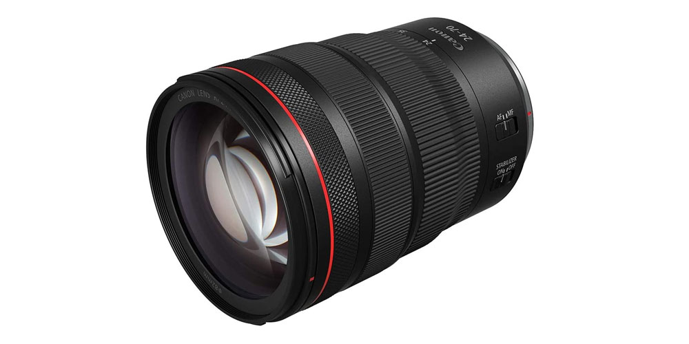 Canon RF 24-70mm f/2.8L IS USM Image