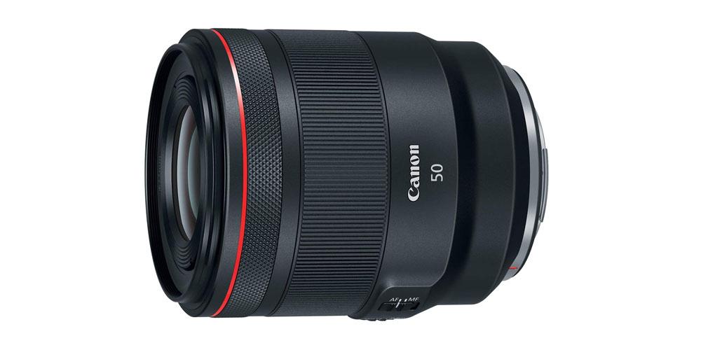 Canon RF 50mm f/1.2L USM Image