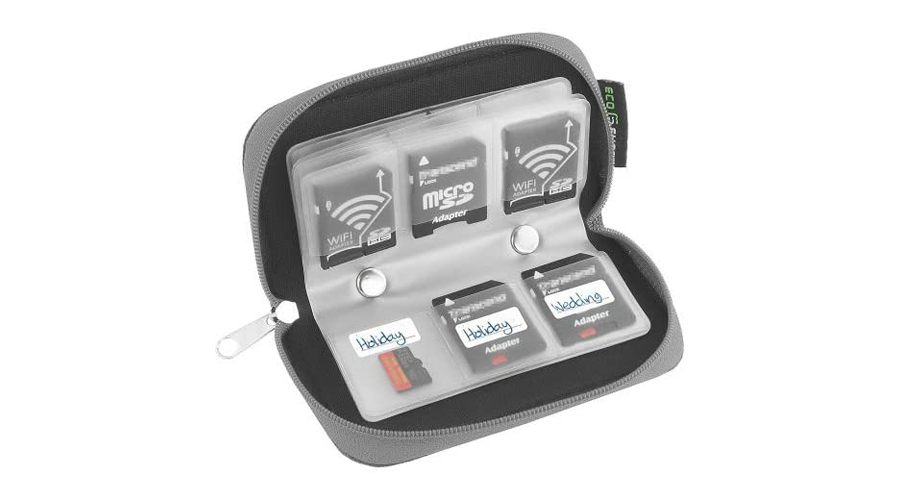 Eco-Fused Memory Card Carrying Case Image