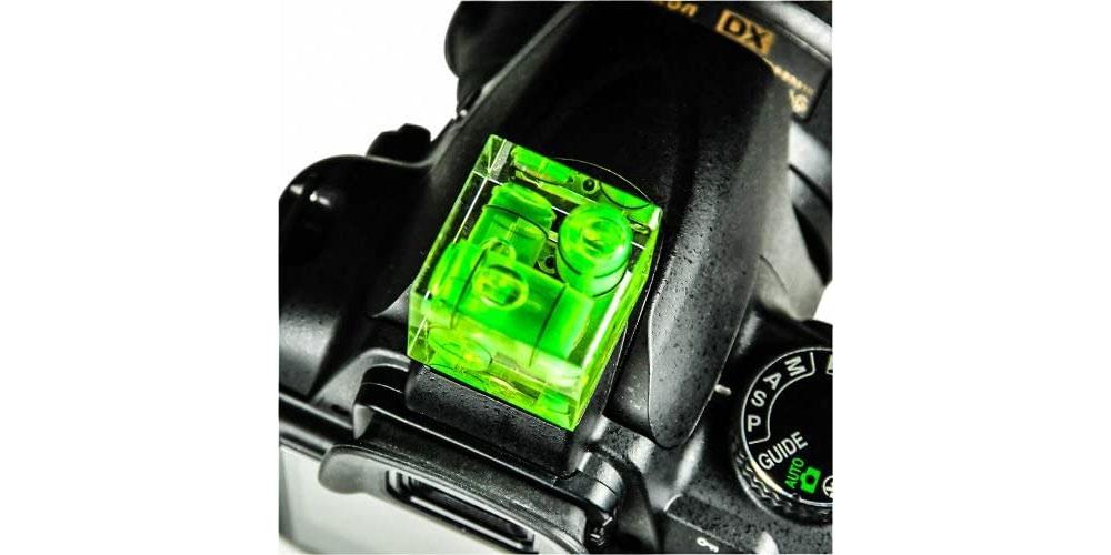 Foto&Tech Hot Shoe Spirit Bubble Level Image