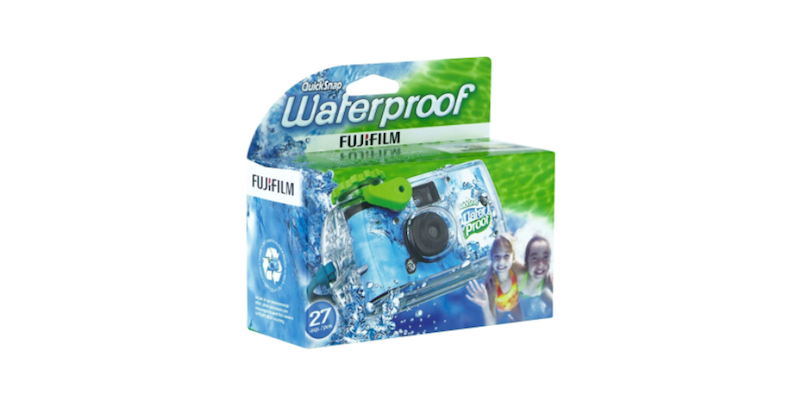 Fujifilm QuickSnap Waterproof Image