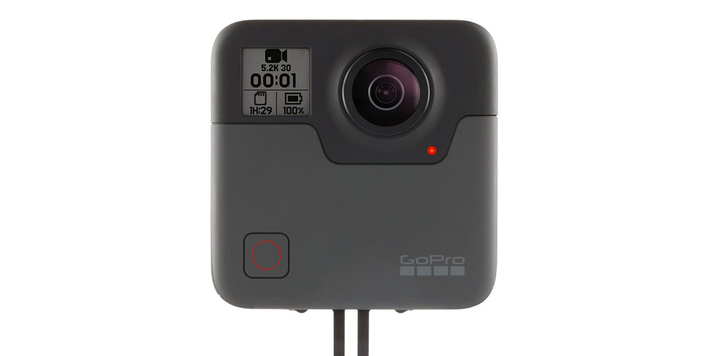 GoPro Fusion Image