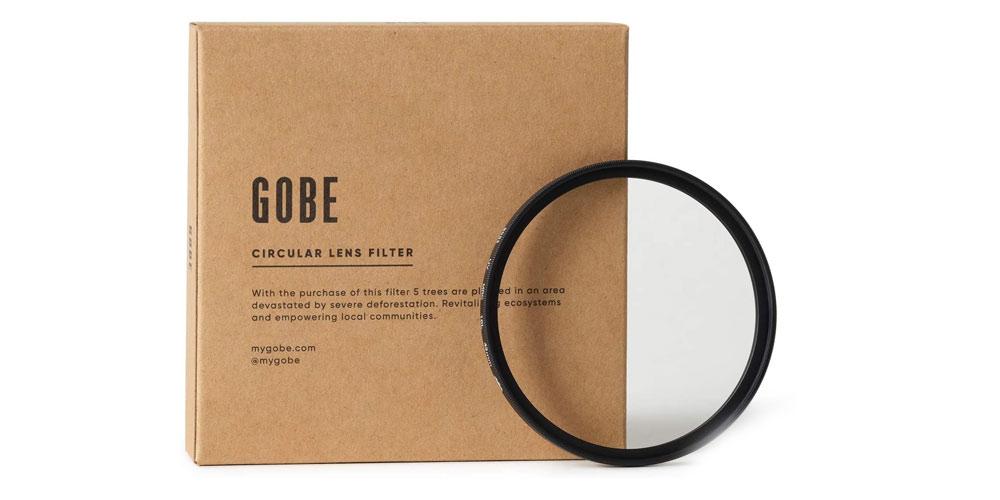 Gobe 43mm 2Peak UV Filter Image