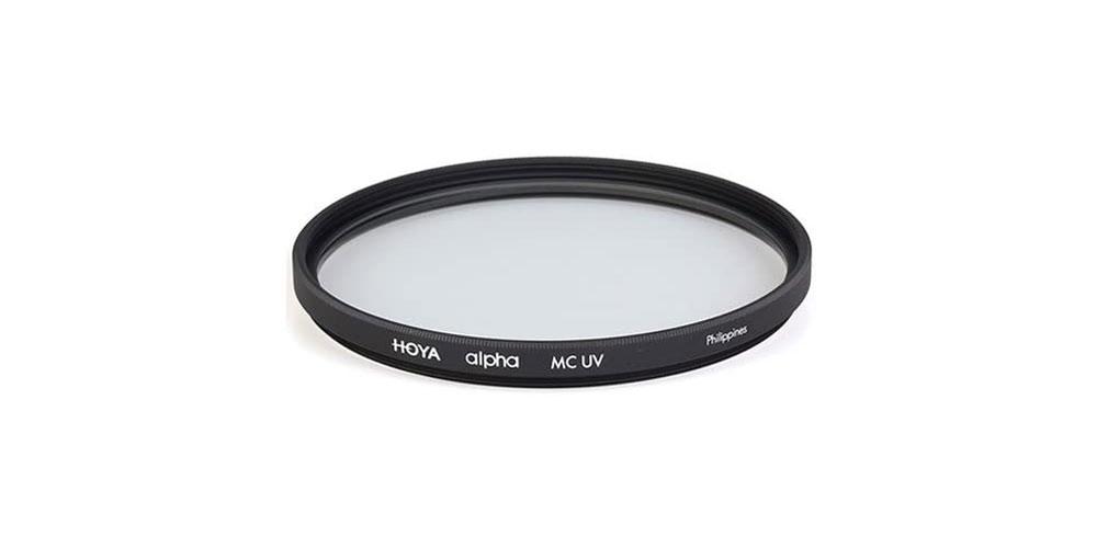 Hoya 49mm Alpha MC UV Filter Image