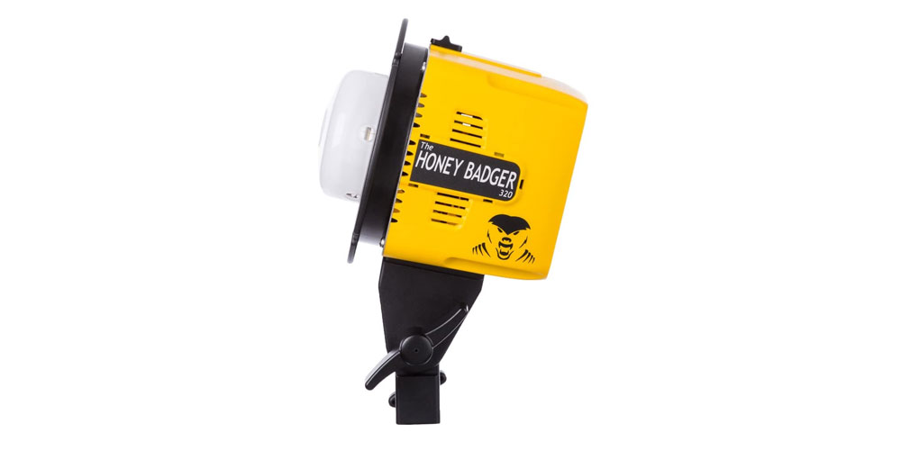 Interfit Honey Badger 320Ws Compact Head Flash Image