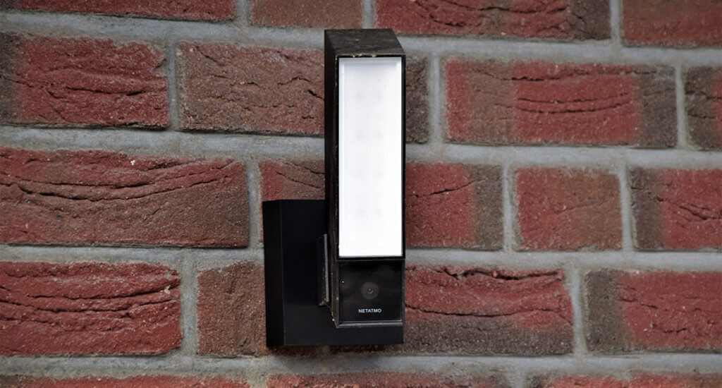 Motion Activated Floodlight Cameras Image