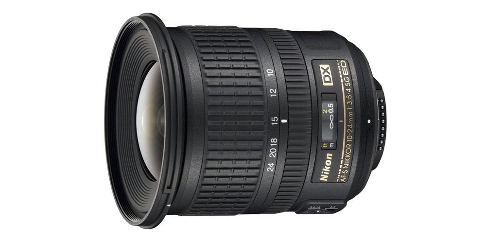 Nikon AF-S DX NIKKOR 10-24mm f/3.5-4.5G ED Image