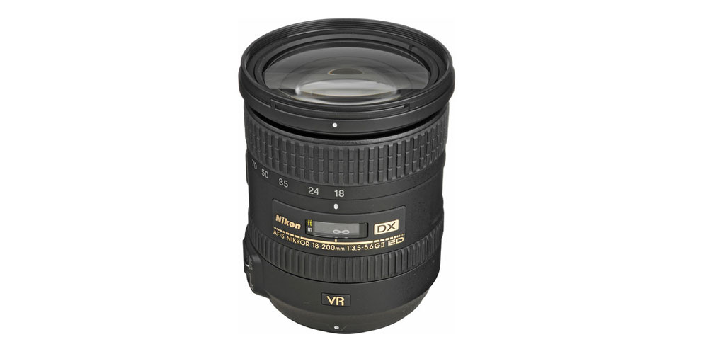 Nikon AF-S DX 18-200mm f/3.5-5.6G ED VR II Image