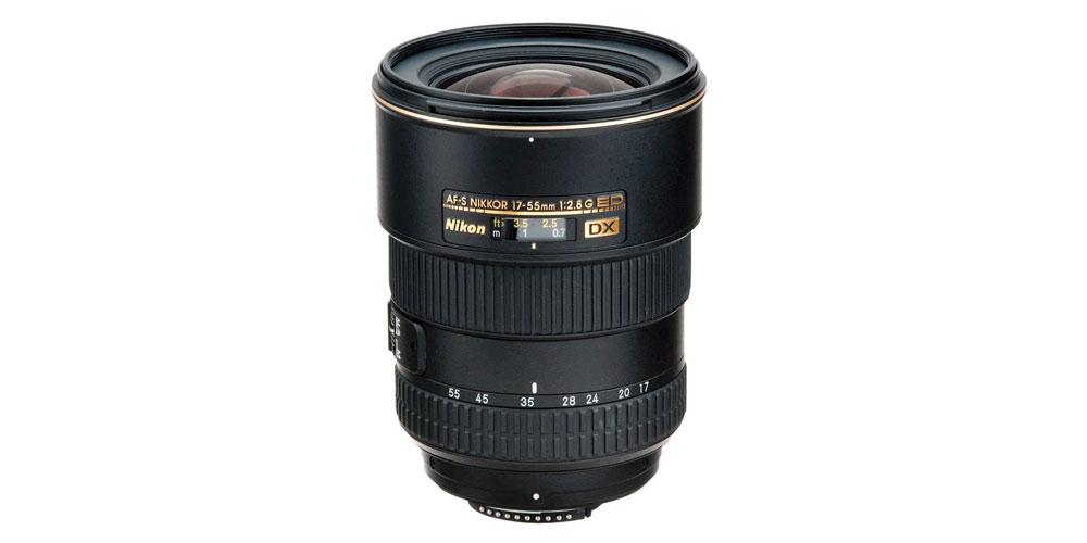 Nikon AF-S DX Zoom-NIKKOR 17-55mm f/2.8G IF-ED Image