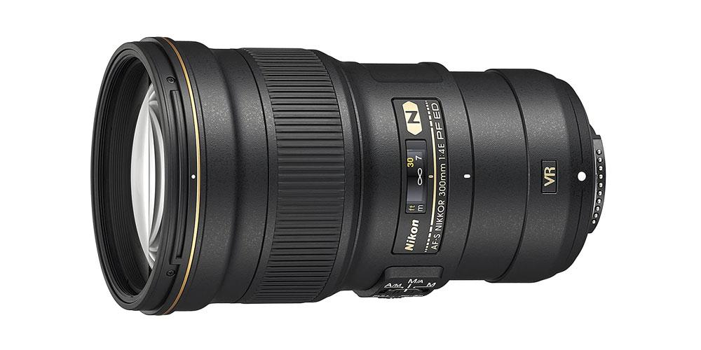 Nikon AF S NIKKOR 300mm f/4E PF ED VR Image